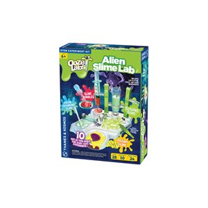 Ooze Labs: Alien Slime Lab
