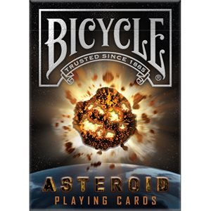 Bicycle Deck Asteroid