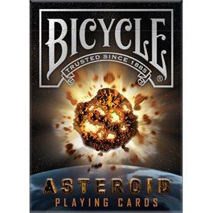 Bicycle Deck Asteroid