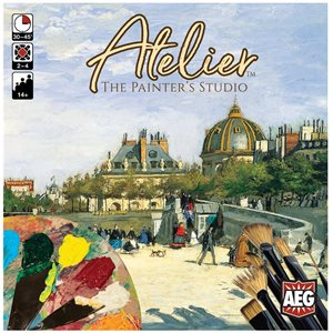 Atelier: The Painter Studio