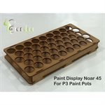 Noar 45 Paint Display