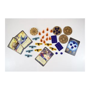 Tokens: Keyforge (Gold)