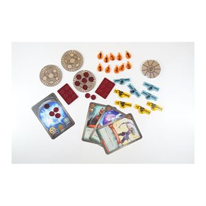 Tokens: Keyforge (Silver)