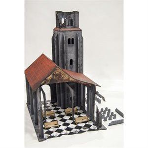 Ruined Church (Unpainted / Unassembled)