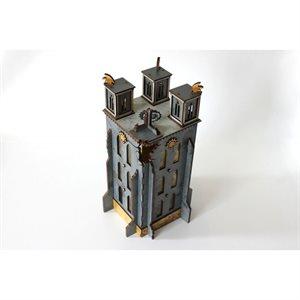 Indomitus Aldan: Prepainted Terrain: The Bell Of Souls Tower