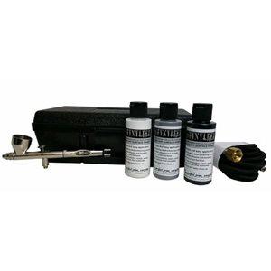 Badger: Airbrush Kit 2: Patriot Series: 105 Gravity Feed Detail Nozzle