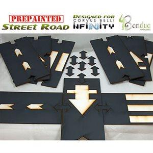 Infinity Pre Painted Road