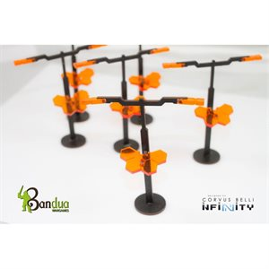 Infinity Self-supplied Lighting Devices (Unpainted / Unassembled)
