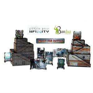 Infinity Black Market Sector (Prepainted / Unassembled)