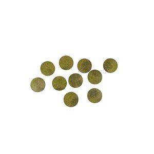 Bases: 25 mm Grass x10