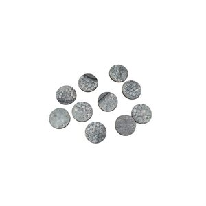 Bases: 25mm Imperial City x10