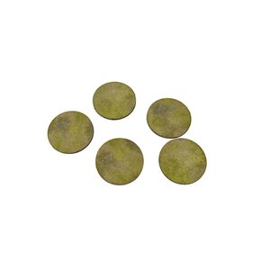 Bases: 40 mm Grass x10