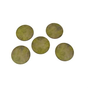 Bases: 50 mm Grass x5