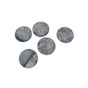 Bases: 50mm Imperial City x5