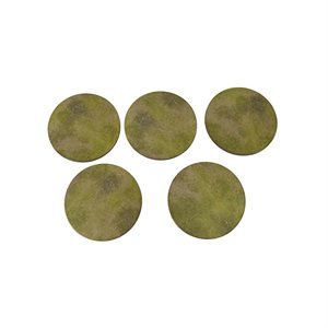 Bases: 55mm Grass x5