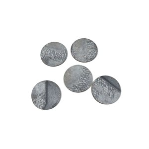 Bases: 55mm Imperial City x5