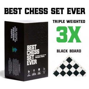 Best Chess Set Ever (Black) ^ Q2 2021