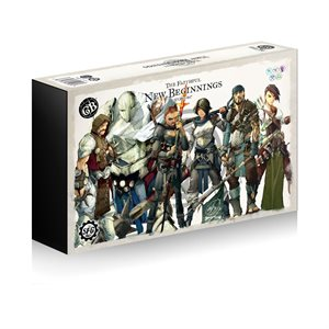 Guild Ball: Faithful - Team Pack (6) - New Beginnings