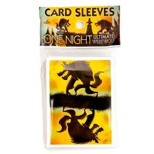 One Night Ultimate Werewolf / Werewords Card Sleeves (50) (No Amazon Sales)