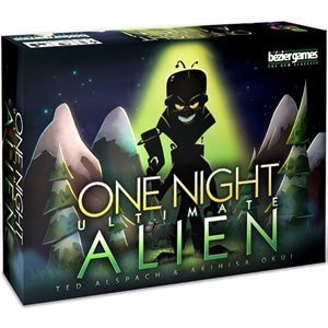One Night Ultimate Alien (No Amazon Sales)
