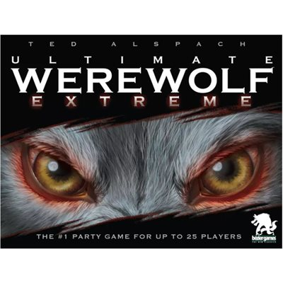 Ultimate Werewolf Extreme (No Amazon Sales) ^ SEP 2021