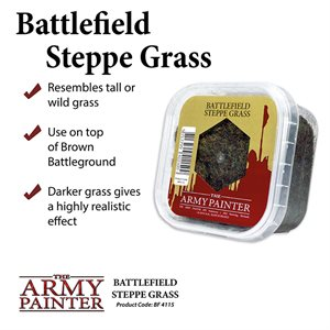 Battlefield: Steppe Green