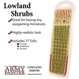Battlefield: Lowland Shrubs
