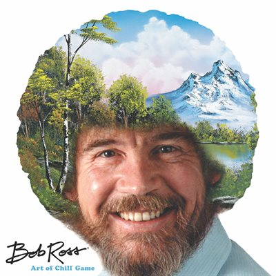 Bob Ross: Art of Chill