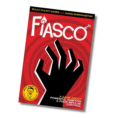 Fiasco: Revised Edition (BOOK)