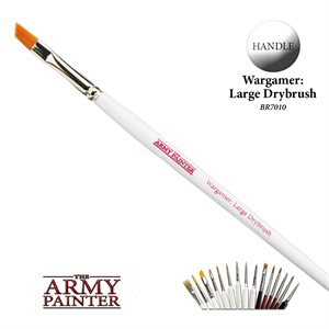 Wargamer Brush Large Drybrush (pack of 10)