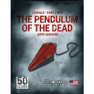 50 Clues: The Pendulum of the Dead ^ OCT 22 2021