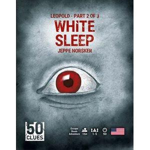 50 Clues: White Sleep ^ OCT 22 2021