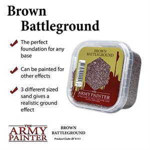 Battlefield: Brown Battleground