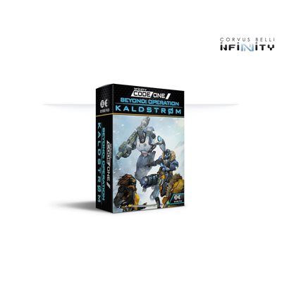 Infinity: CodeOne: Beyond Kaldstrom Expansion Pack