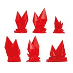 Battlefield in a Box: Blood Crystals 6pc (30mm)