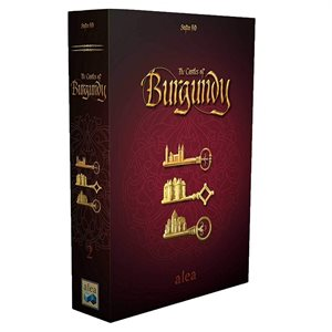 The Castles of Burgundy (New Box) (No Amazon Sales) ^ DEC 2019