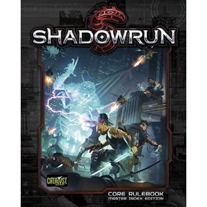 Shadowrun: Shadowrun 5th Edition (BOOK)