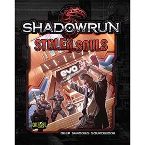 Shadowrun: Deep Shadows Stolen Souls (BOOK)