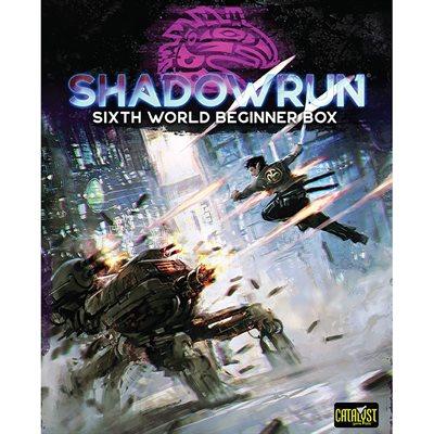 Shadowrun 6th Edition Beginner Box (BOOK)