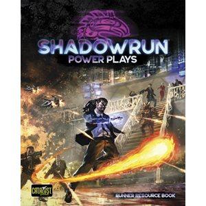 Shadowrun: Power Plays (BOOK)