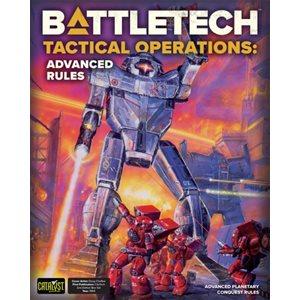 BattleTech Tactical Operations: Advanced Rules (No Amazon Sales)