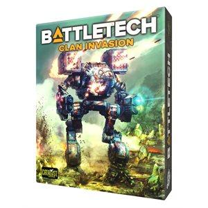 BattleTech: Clan Invasion Box (No Amazon Sales)