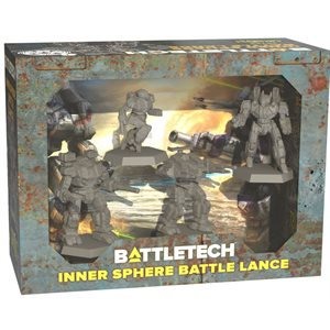 BattleTech: Inner Sphere Battle Lance (No Amazon Sales)