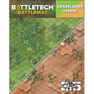 Battle Tech Battle Mats: Desert ^ FEB 19 2020