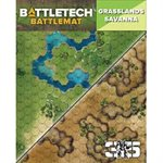 Battle Tech Battle Mats: Savanna (No Amazon Sales)