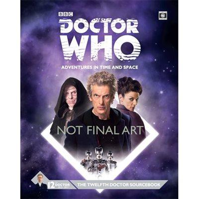 Doctor Who RPG Twelfth Doctor Sourcebook (BOOK)
