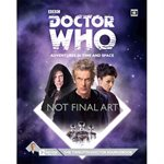Doctor Who RPG Twelfth Doctor Sourcebook (BOOK)