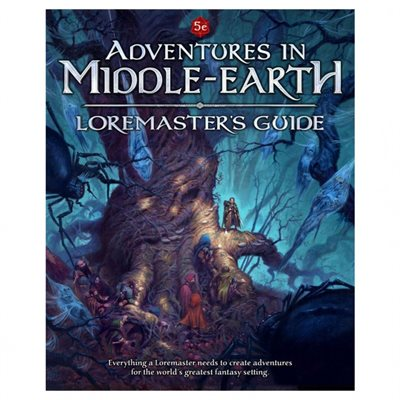 D&D: Adventures in Middle-Earth: Loremasters Screen