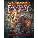 Warhammer Fantasy Roleplay 4th Edition Rulebook (BOOK) (No Amazon Sales)