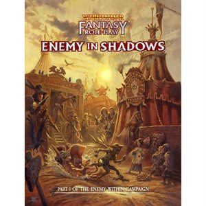 Warhammer Fantasy Roleplay: Enemy Within Campaign Director's Cut Vol. 1 (BOOK)^ August 2019